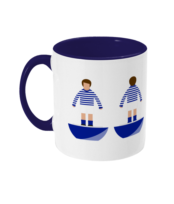 Football Player 'Preston 1882' Mug