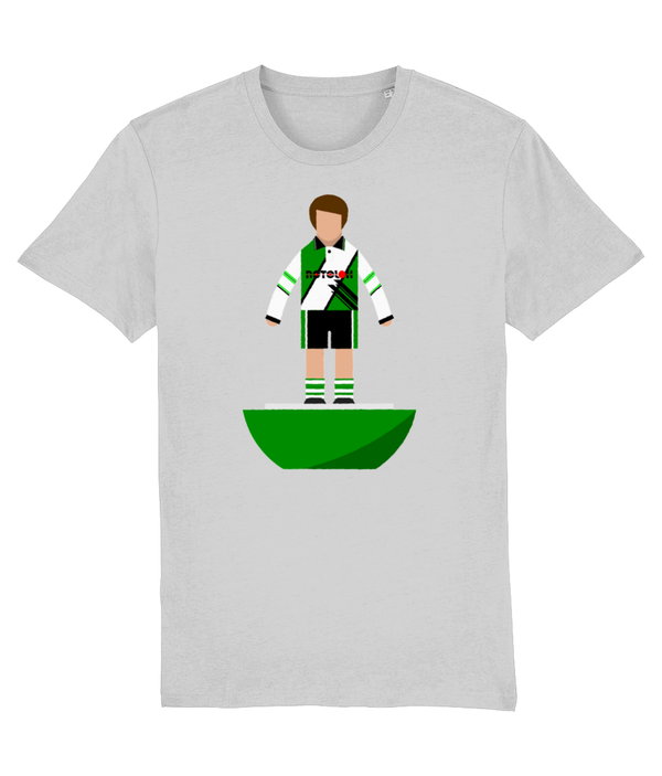 Football Player 'Plymouth 1995' Unisex T-Shirt