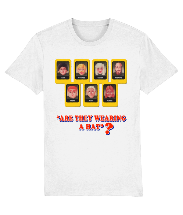 Toys Board Games 'Guess Who?' Unisex T-Shirt