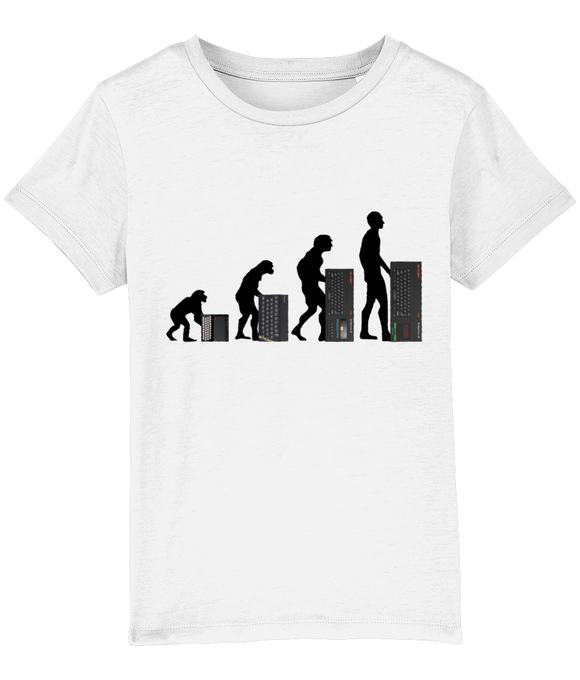 Gaming Sinclair Iconic 'Evolution' Children's T-Shirt