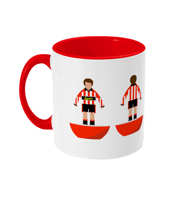 Football Player 'Sheffield U 1994' Mug