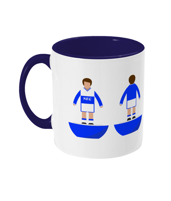 Football Player 'Everton 1986' Mug