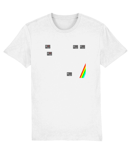 Gaming Sinclair Iconic 'ZX Spectrum QAOP' Unisex T-Shirt