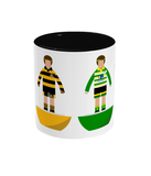Rugby Union Player 'East Kilbride Academy / Chalon Combined' Mug