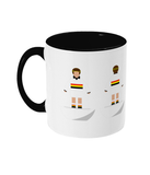 Rugby League Player 'Bradford' Mug