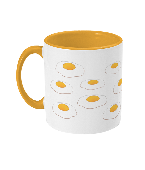 Sweet Shop 'Fried Eggs' Mug