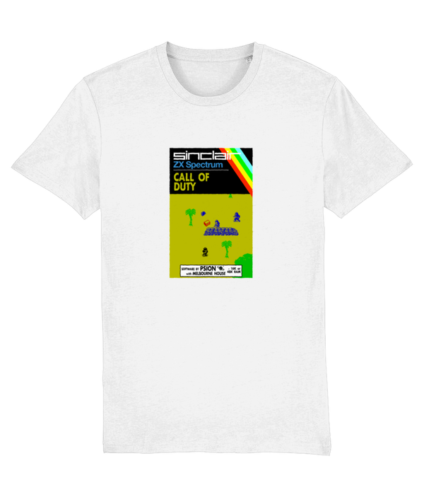 Gaming Sinclair Modern 'PSION Call of Duty' Unisex T-Shirt