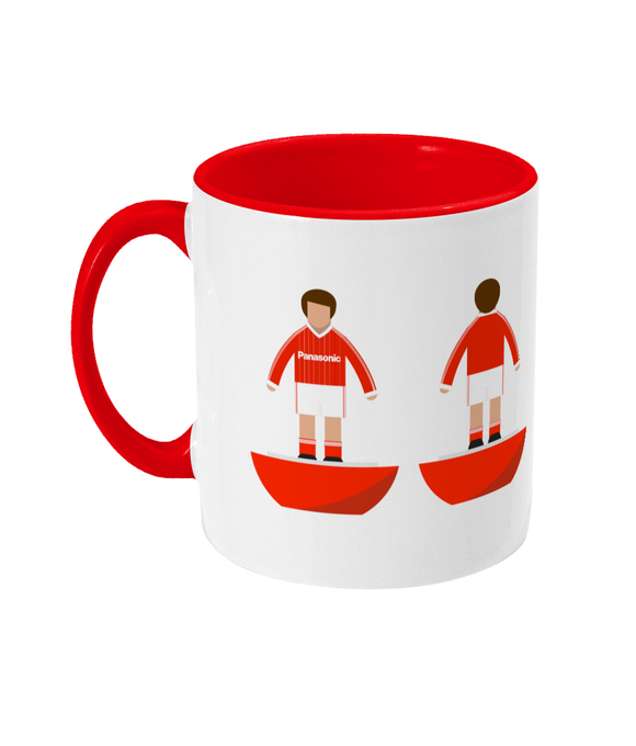 Football Player 'Nottingham F 1981' Mug