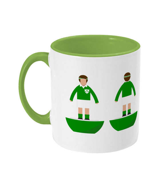 Rugby Union Player 'Ireland Traditional' Mug