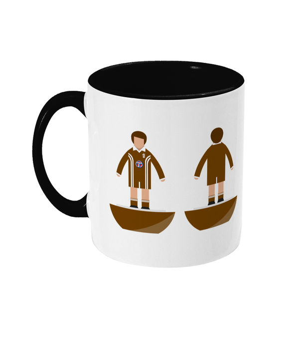 Football Player 'Coventry 1975 away' Mug