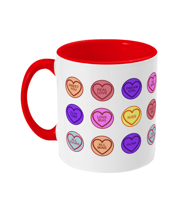 Sweet Shop 'Hearts' Mug