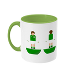 Football Player 'Hibernian 1984' Mug