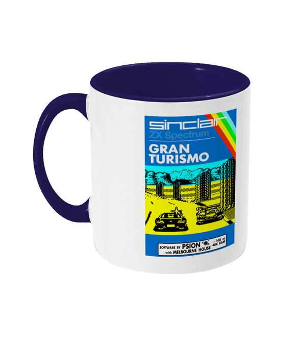Gaming Sinclair Modern 'PSION Gran Turismo' Mug