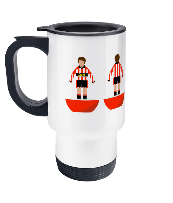 Football Player 'Sheffield U 1994' Travel Mug
