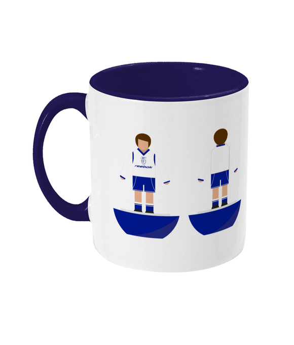 Football Player 'Bolton 2001' Mug