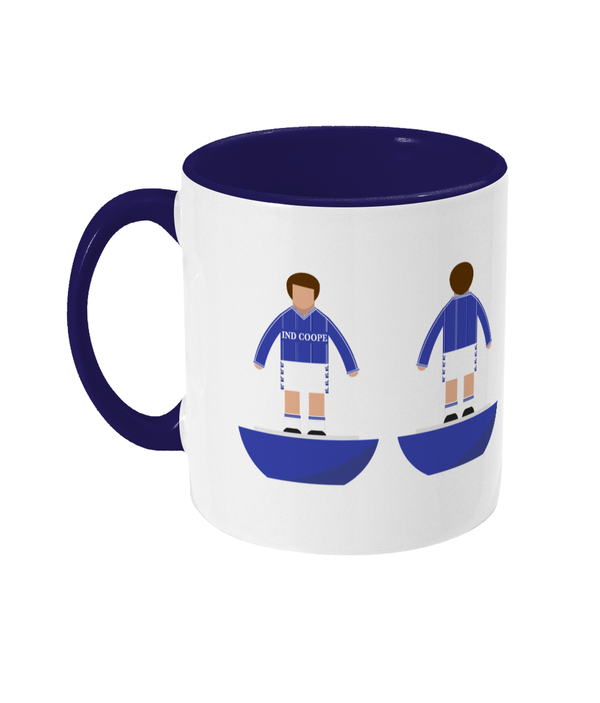 Football Player 'Leicester 1983' Mug