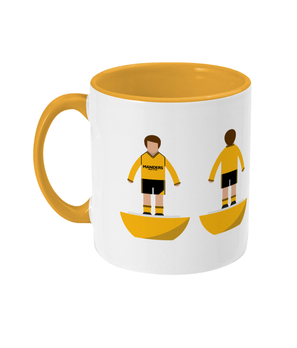 Football Player 'Wolverhampton 1988' Mug