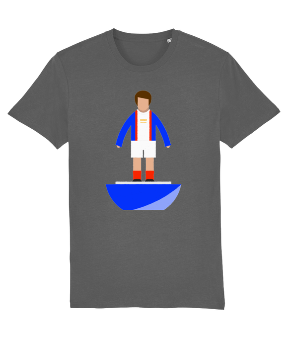 Football Player 'Carlisle 1973' Unisex T-Shirt