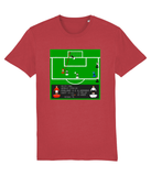 Football Iconic Moment 'Geoff Hurst ENGLAND v Germany 1966' Unisex T-Shirt