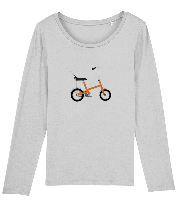 Toys Bikes 'Budgie Orange' Ladies Long Sleeve