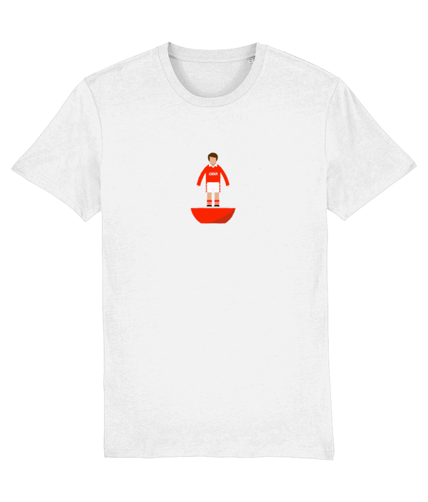Football Player 'Barnsley 1997 Mini Print' Unisex T-Shirt