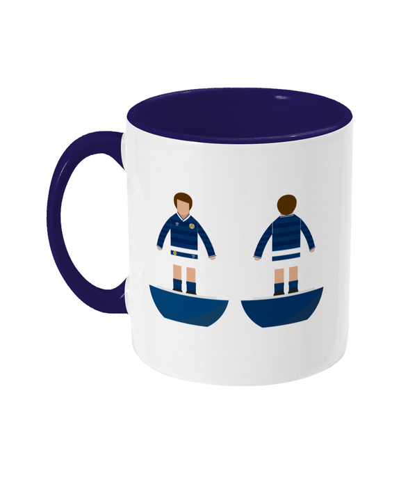 Football Player 'Scotland 1986' Mug