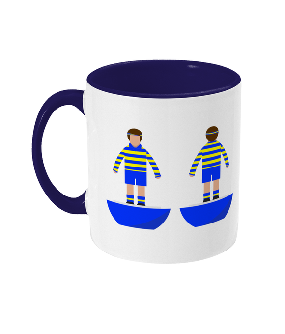 Rugby League Player 'Warrington' Mug