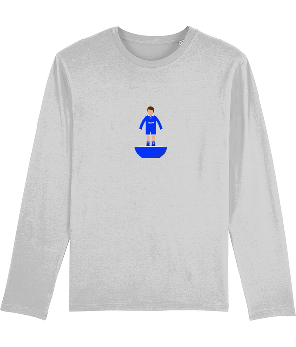 Football Player 'Birmingham 1994 Mini Print' Men's Long Sleeve