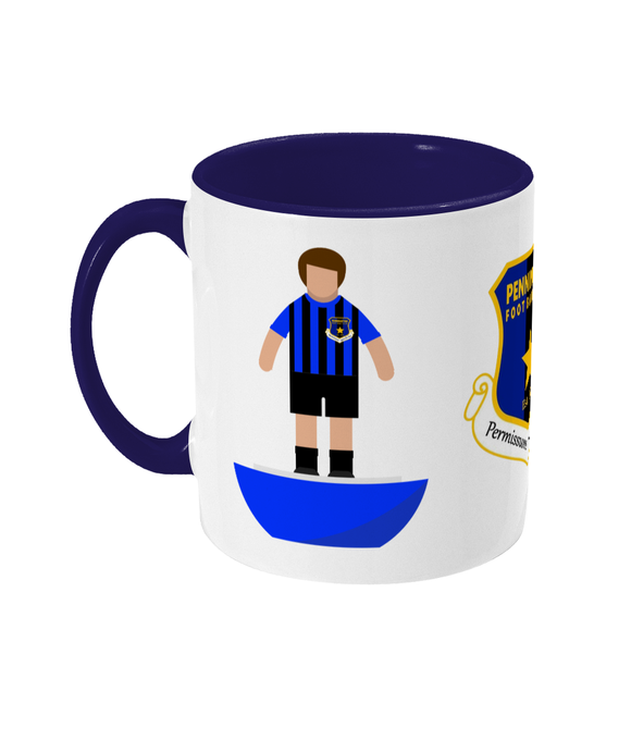 Football Player 'Pennington FC' Mug