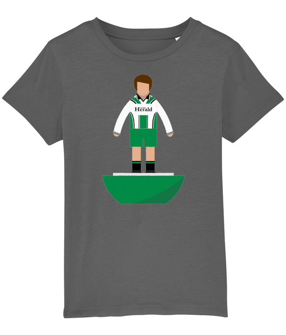 Football Player 'Plymouth 1997 away' Children's T-Shirt