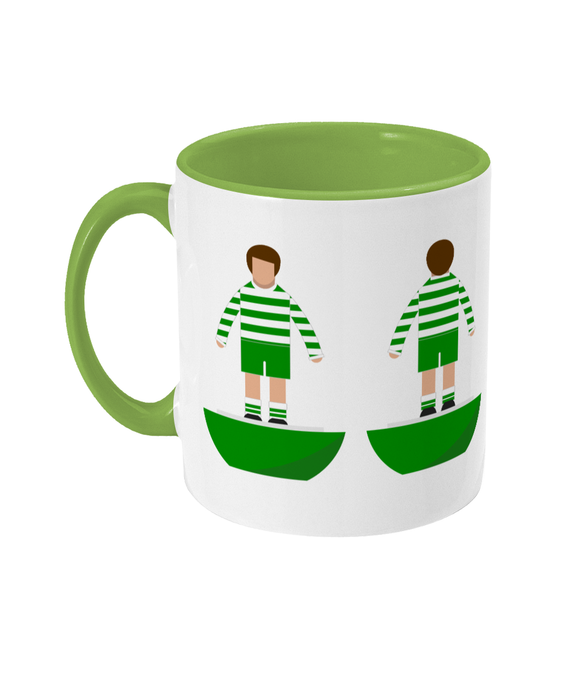 Football Player 'Tockwith Juniors' Mug