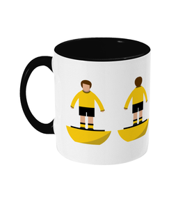 Football Player 'Oxford U 1963' Mug