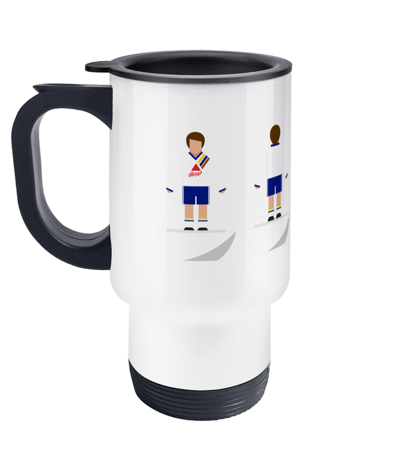 Football Player 'Derby 1984 Centenary' Travel Mug