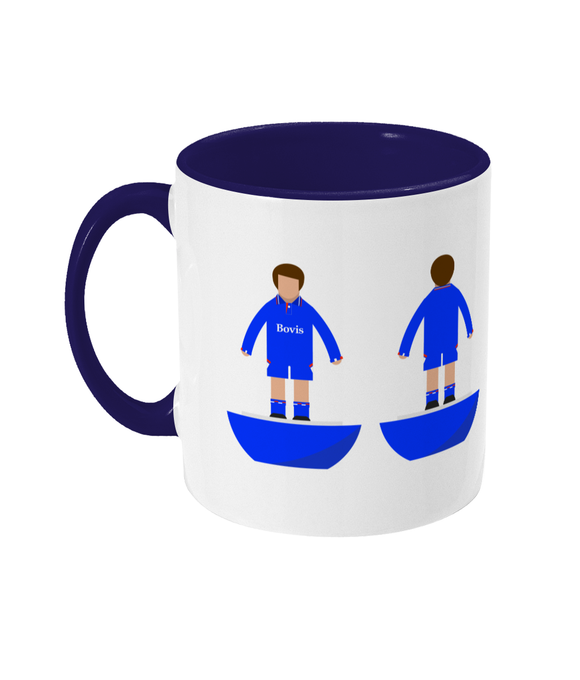 Football Player 'Oldham 1990' Mug