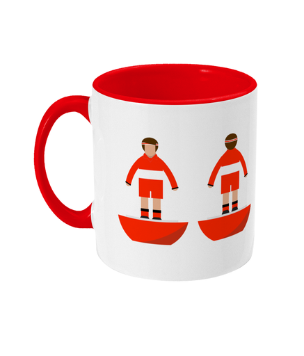 Rugby League Player 'Salford' Mug