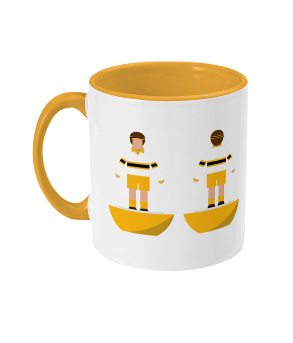 Rugby League Player 'Castleford' Mug