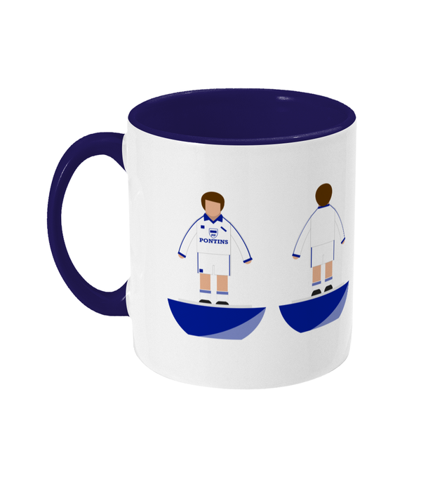 Football Player 'Preston 1980' Mug
