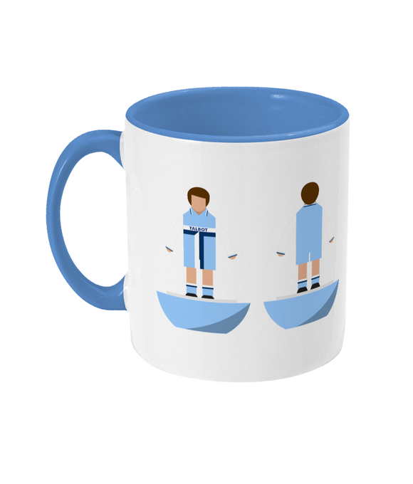 Football Player 'Coventry 1981' Mug