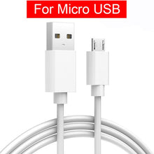 Load image into Gallery viewer, Original GXE 3m USB Type C Fast Charging Micro USB Cable For iPhone Samsung Galaxy S9 S8 Note9 8 Xiaomi Mi 8 Huawei Redmi 4X