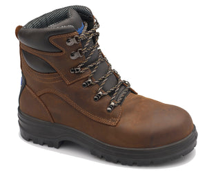 Blundstone WORK & SAFETY BOOTS, Brown, Style 143