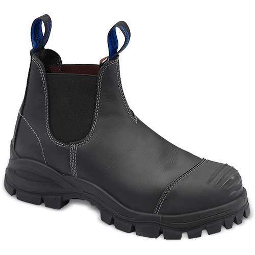 Blundstone WORK & SAFETY BOOTS, Black, Style 990