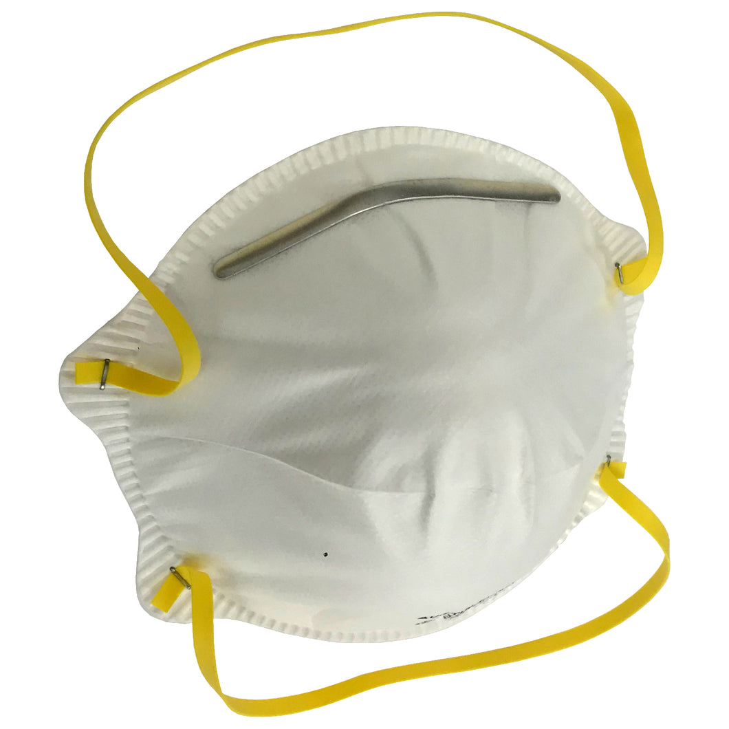 N95 Particulate Respirator Mask 20 Pack