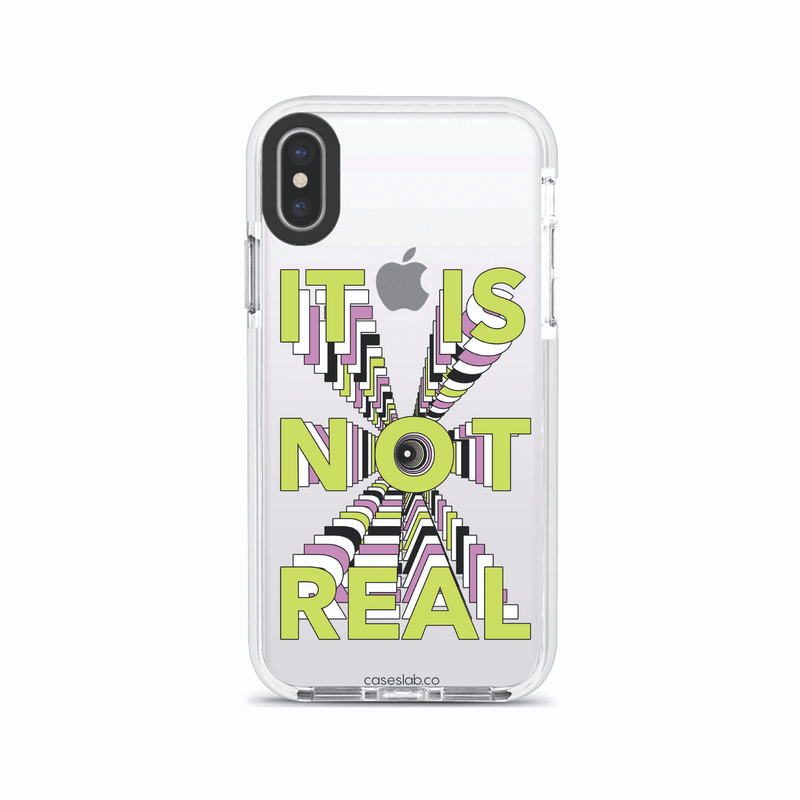 IT IS NOT REAL (Clear)