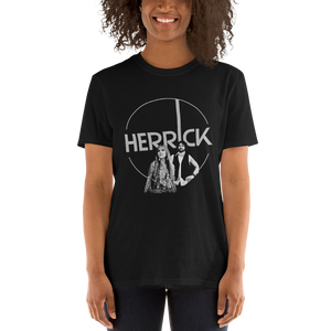 Herrick Black T-Shirt