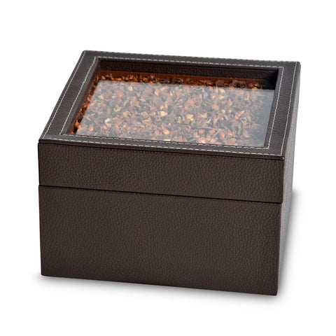 Tea Box With 4 Division