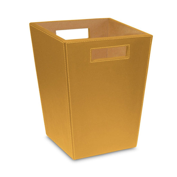 Diagonal Trash Can
