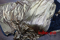 Gold Lame Fabric - Approximately 7 Metres - New - Indian Suit Company