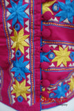 Pink Phulkari Jacket UK 14/ EU 40 - New - Indian Suit Company