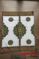 Boho Printed Unstitched Fabric - New - Indian Suit Company