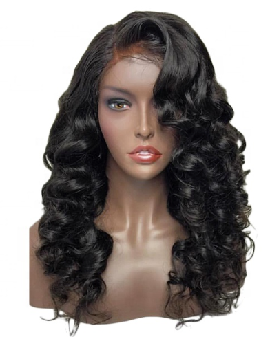 Loose Wavy Lace Front Wig - wicked weaves and wigs NYC